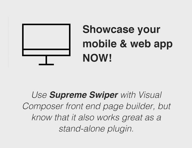 Supreme Swiper | WordPress Plugin - 2