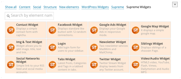 supreme-widgets-visual-composer-addon